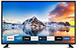 DYON Smart 43 XT 108 cm (43 Zoll) Fernseher (Full-HD Smart TV, HD Triple Tuner (DVB-C/-S2/-T2),...