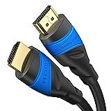 KabelDirekt – 2 m – 4K HDMI-Kabel...