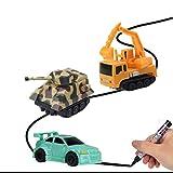HLKJ Induktive Auto Spielzeug,...