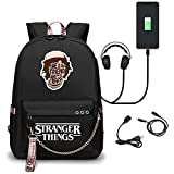 Stranger Things Rucksack Damen Herren...