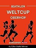 Biathlon: IBU Weltcup 2020/21 in Oberhof...