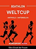 Biathlon: IBU Weltcup 2020/21 in Antholz