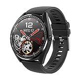 Smartwatch, Herren Damen 1,28 Zoll Full...
