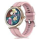 CatShin Smartwatch für Damen,...
