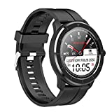 Terfox T6 Smartwatch schwarz