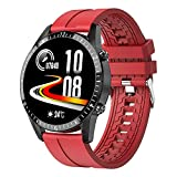 AZPINGPAN Drahtlose Anruf-Smartwatch,...