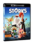 Storks (4K Ultra HD + Blu-ray + Digital...