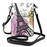 Lawenp Eiffelturm Castle Crossbody...