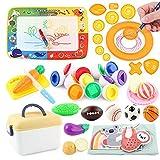 happygirr 32Pcs Early Education Toys...