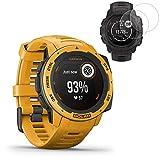 Garmin Instinct Solar GPS Smartwatch -...