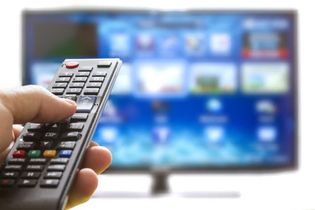 Smart TV und seine Sender