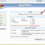 Fritz Box Konfiguration start