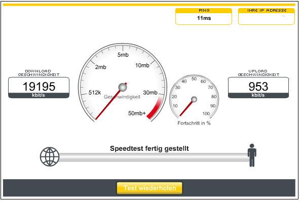Testbericht: Fritzbox 7170 mit Kabel Deutschland Teil 3 | Der Kabel Blog