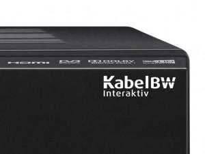 Kabel BW zertifizierter Receiver