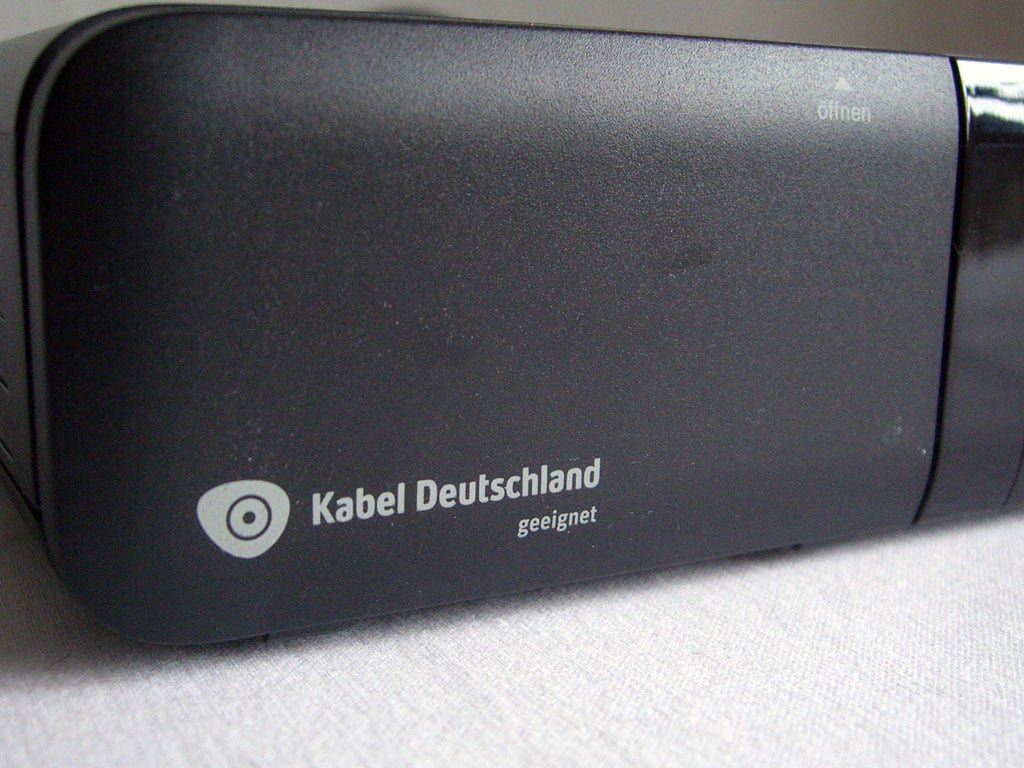 kabel deutschland receiver hd die liste zertifizierter ger te. Black Bedroom Furniture Sets. Home Design Ideas