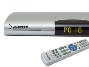 Decoder von Primacom