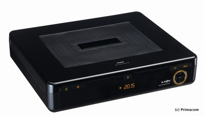 PVR ready Receiver