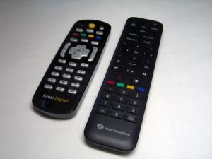 Fernbedienung: Sagemcom RCI88-KDG vs. Humax NA-FOX C
