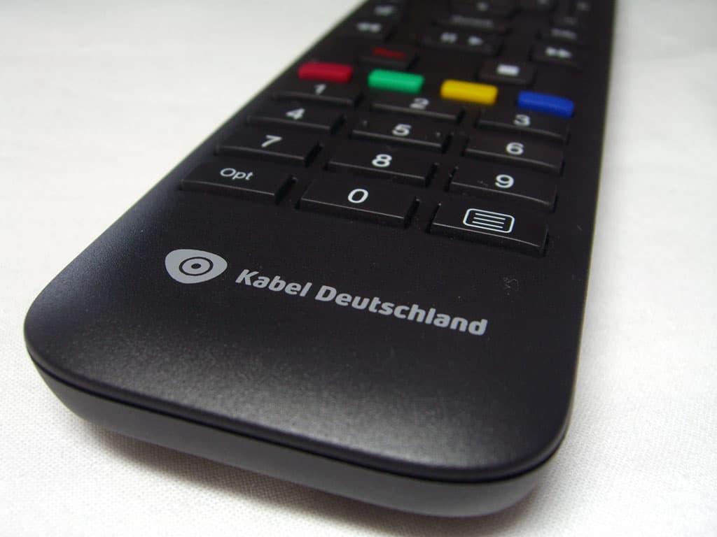 Testbericht - HD Festplattenrekorder/ Kabelreceiver von