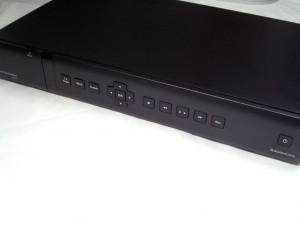 Front des Sagemcom RCI88-320 KDG