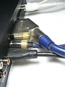 Verkabelung des Sagemcom RCI 88-320 KDG