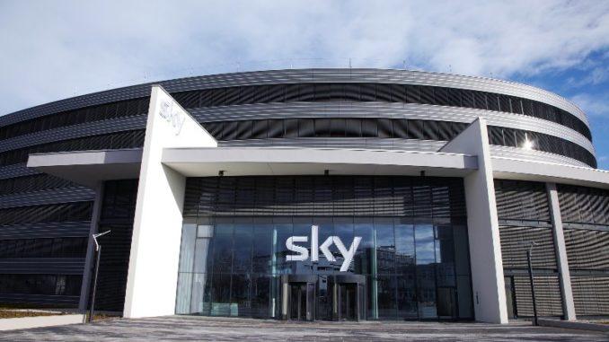 Unternehmenszentrale von Sky