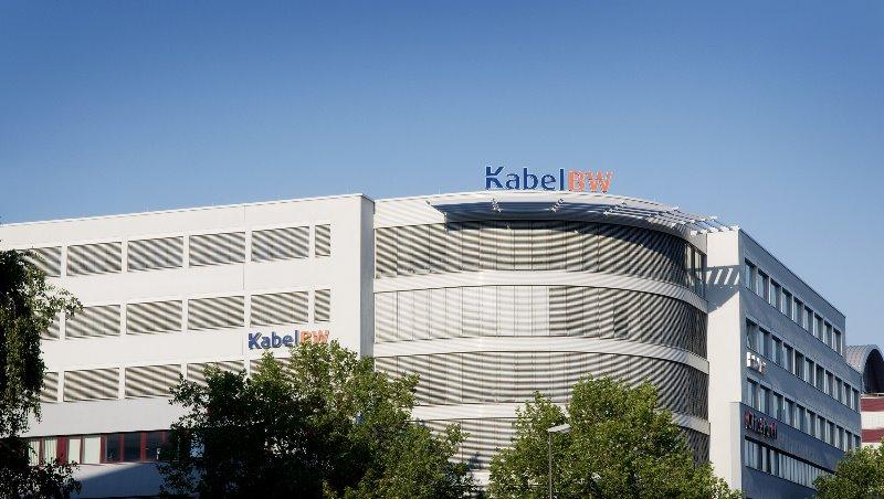 Kabel BW Unternehmenszentrale in Heidelberg
