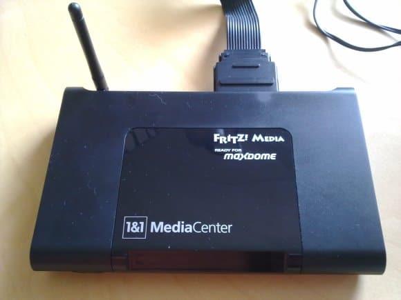 Maxdome Box FRITZ! Media 8040
