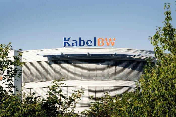 Sitz von Kabel BW in Heidelberg
