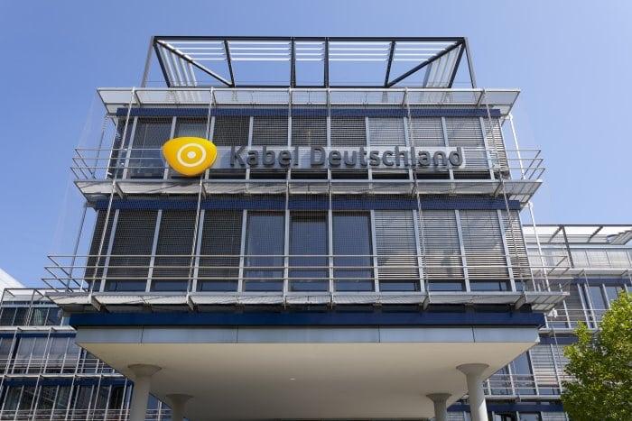 Unternehmenszentrale von Kabel Deutschland