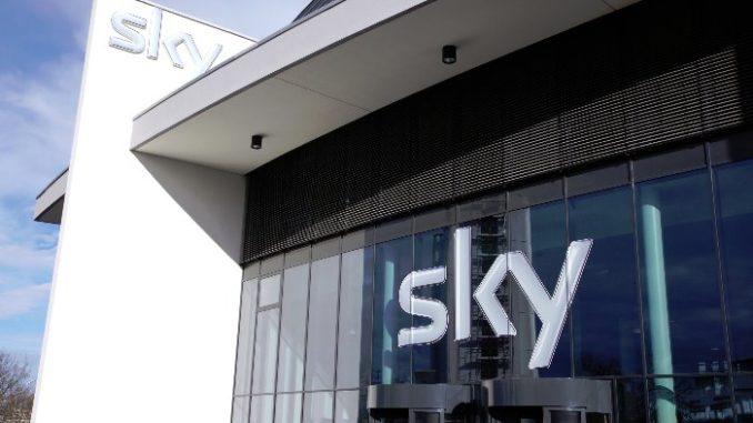 Unternehmenssitz von Sky