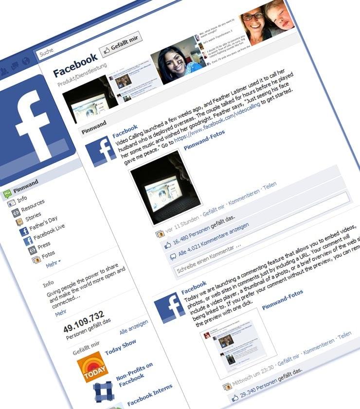 facebook-unzufriedenheit