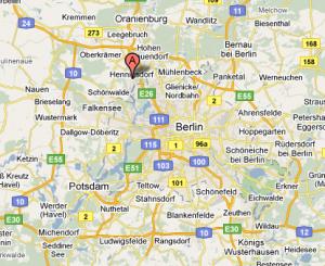 Wo liegt Henningsdorf?