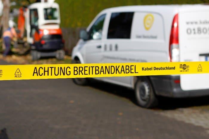 Kabel Deutschland rüstet das eigene Netzwerk kontinuierlich auf.