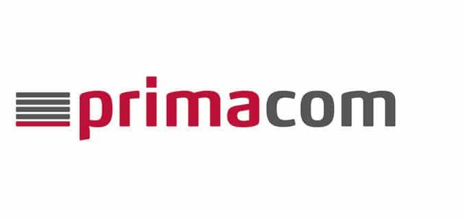 Primacom Logo