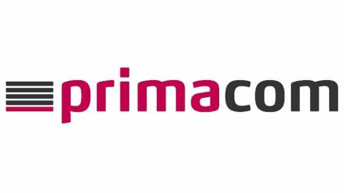 Logo: primacom