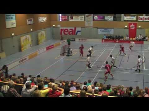 Video thumbnail for youtube video Floorball-Partie Wernigerode – Lilienthal im TV verfolgen – Der Kabel Blog