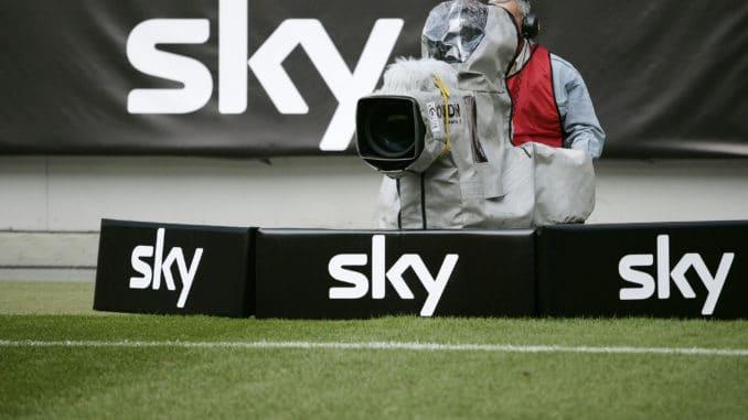 Sky will Bundesligaspiele auch online übertragen dürfen