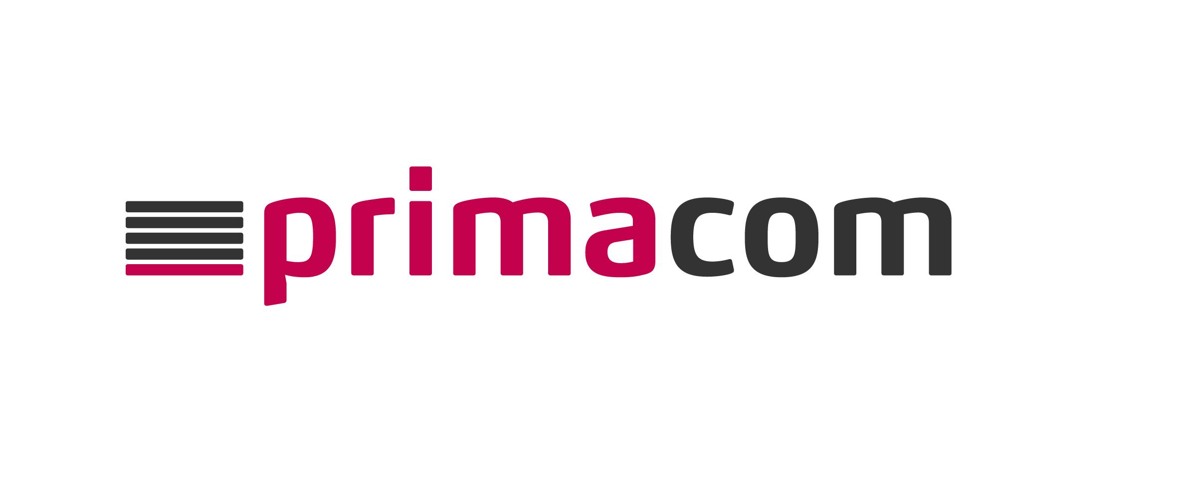Firmenlogo Primacom