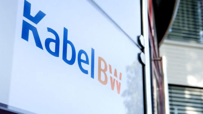 Positiven Geschäftszahlen bei Kabel BW