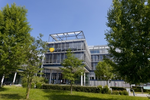 Kabel Deutschland Unternehmenszentrale