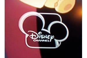 Logo vom Disney Channel als Screenshot