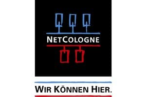 Logo von NetCologne