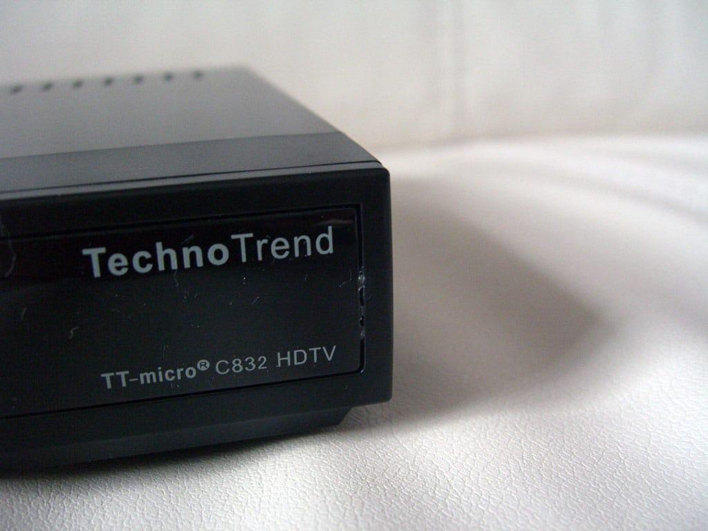 technotrend-c832hdtv-front
