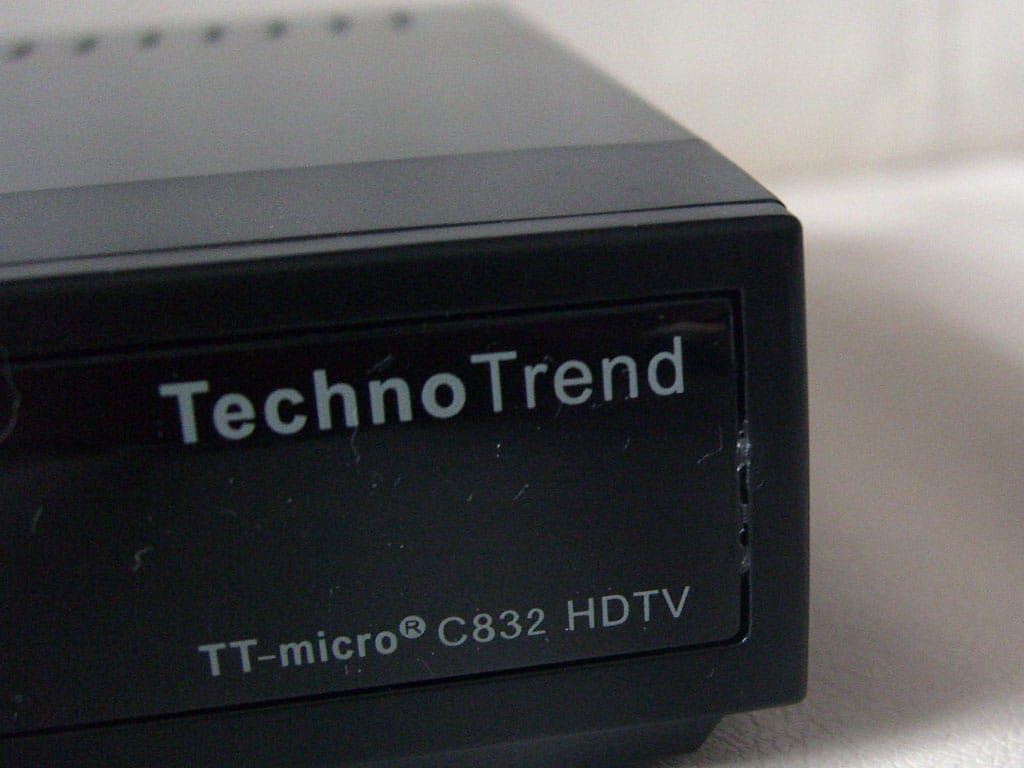 C832 HDTV Test