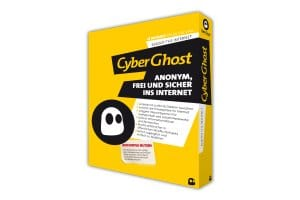 Boxversion von CyberGhost Premium VPN