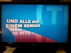 Screenshot: Trailer für TNT Serie bei Entertain