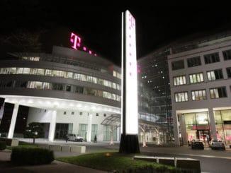 Firmenzentrale der Telekomm