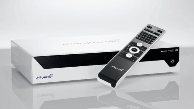 Unitymedia HD Box