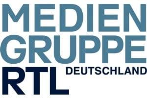 Logo der Mediengruppe RTL Deutschland